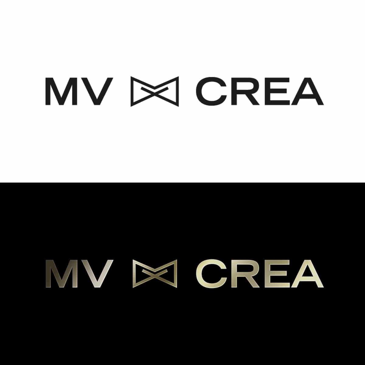 Logos société MV CREA